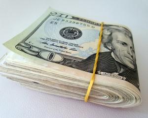 bundle of money, maximize your adsense earnings