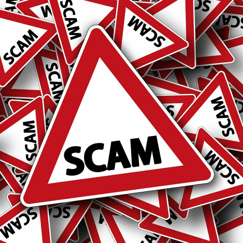 How to Spot A Domain Name Scam and Keep Your Information Safe